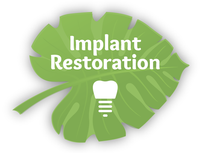 To learn more about Implant Restoration click here